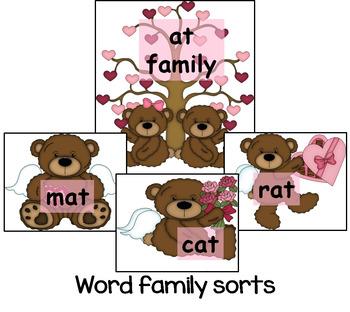 Valentine's Day Literacy and Math Unit