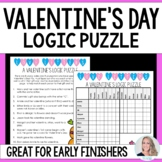 Valentines Day Logic Puzzle