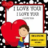 Valentine's Day Early Reader Literacy Circle