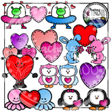 Sweetheart Clipart (Valentine Clipart)