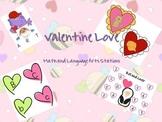 Valentine's Day Love- LA & Math
