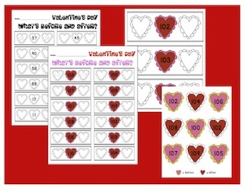 Valentine's Day MATH UNIT