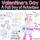 Valentine's Day Activities: All Subjects