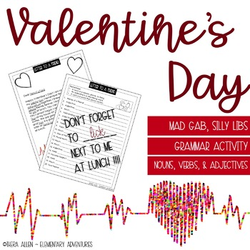 Valentine's Day Mad Lib