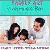 Valentine's Day Mailbox Art Activity