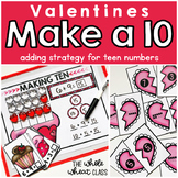Valentine's Day Making Ten Strategy Centers