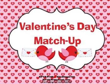 Valentines Day Match-Ups