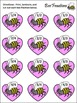Valentine's Day Activities: Bee Fractions Valentine's Day Math Activity Packet