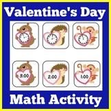 Valentine's Day Math Center