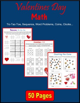 Valentines Day Math