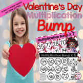 Valentines Day Math Multiplication Bump Game