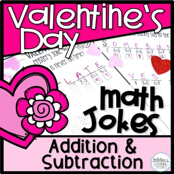 Valentines Day Math Worksheets