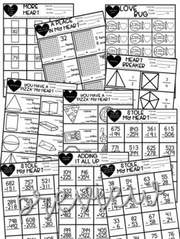 Valentines Day Math