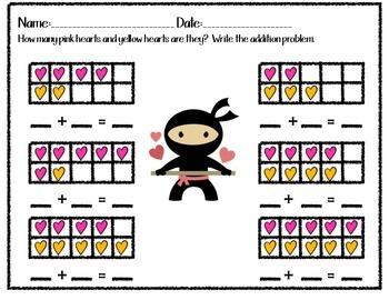 Valentine's Day Math Activities!!