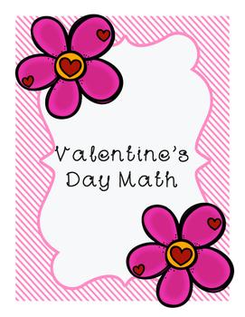 Valentines Day Math Activities