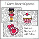 Valentines Day Math Activity for First Grade