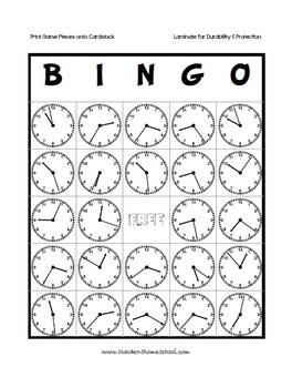 Valentine's Day Math Bingo, Game Variety Packet Early Operations