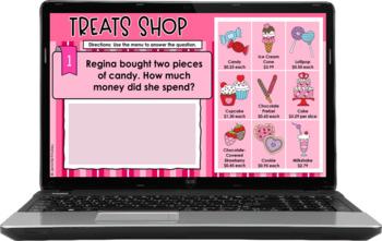 Valentine's Day Math Centers {4th Grade Common Core Aligned}
