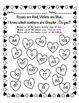 Valentine's Day Math - Comparing Numbers & Conversation Heart Math