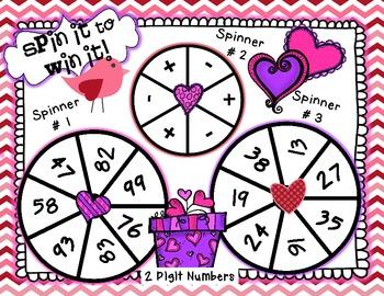 Valentine's Day Math Extravaganza!