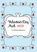 Valentine's Day Math FREEBIE!  Pre-K and Kindergarten