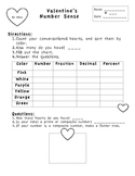 Valentine's Day Math For Fifth Grade