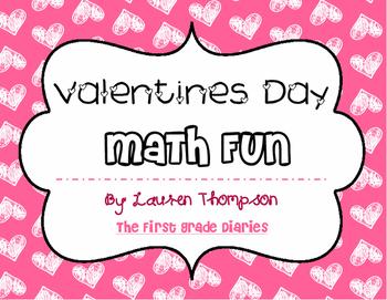 Valentine's Day Math Fun