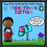 Valentines Math Games