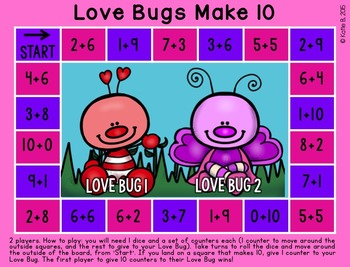 Valentines Math Games