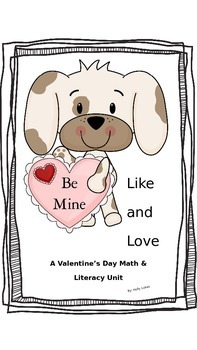 Valentine's Day Math & Literacy Unit