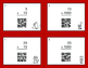 Valentines Day Math: Multiplying by 10, 100, and 1000 QR Code Cards