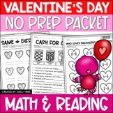 Valentine's Day Math - Valentine's Day Activities