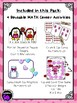 Valentines Day Math Pack for Kindergarten