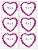 3rd/4th Grade Valentine's Day Math Packet