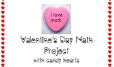 Valentine's Day Math Project