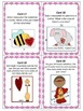 Valentine's Day Math Review Scavenger Hunt