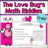 Valentines Day Math Riddles