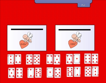 Valentine's Day Math Smartboard Activities