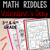 Valentines Day Math Worksheets #2