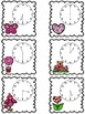 Valentine's Day Math and Literacy Activities for First Grade