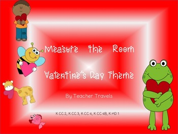 Valentine's Day Measure the Room