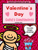 Valentine's Day Messages for Kids - Cupid's Compliments (Version One)