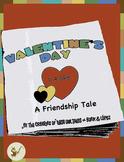 Valentine's Day Mini Book- A Friendship Tale