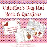 Valentine's Day Mini Book & Questions