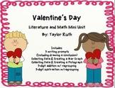 Valentine's Day: Mini Unit for Math and Literature