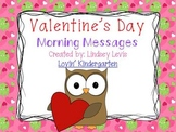 Valentine's Day - Morning Messages