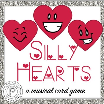 Valentine's Day Music Game: Silly Hearts