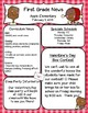 Valentine's Day Newsletter Templates {FREEBIE}