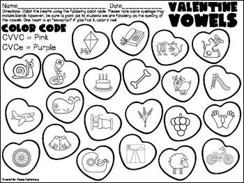 Valentine's Day {No Prep Practice}