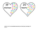 Valentine's Day Number Identification/Recognition Matching